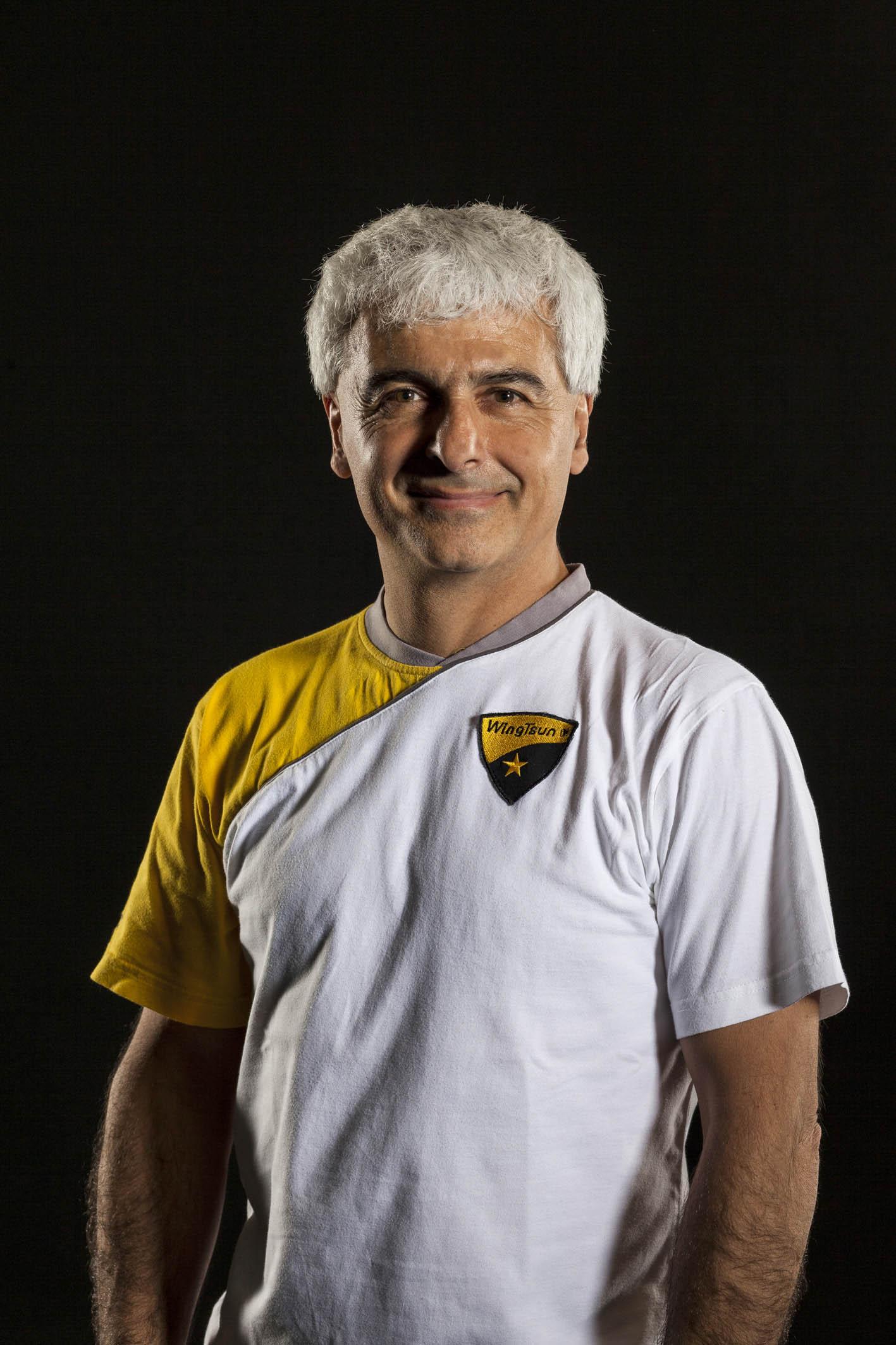 GM Giuseppe Schembri Magister Sportpädagogik (Uni Plovdiv BG) 9. Großmeistergrad WingTsun 5. Meistergrad Escrima Landestrainer Schweiz, Liechtenstein