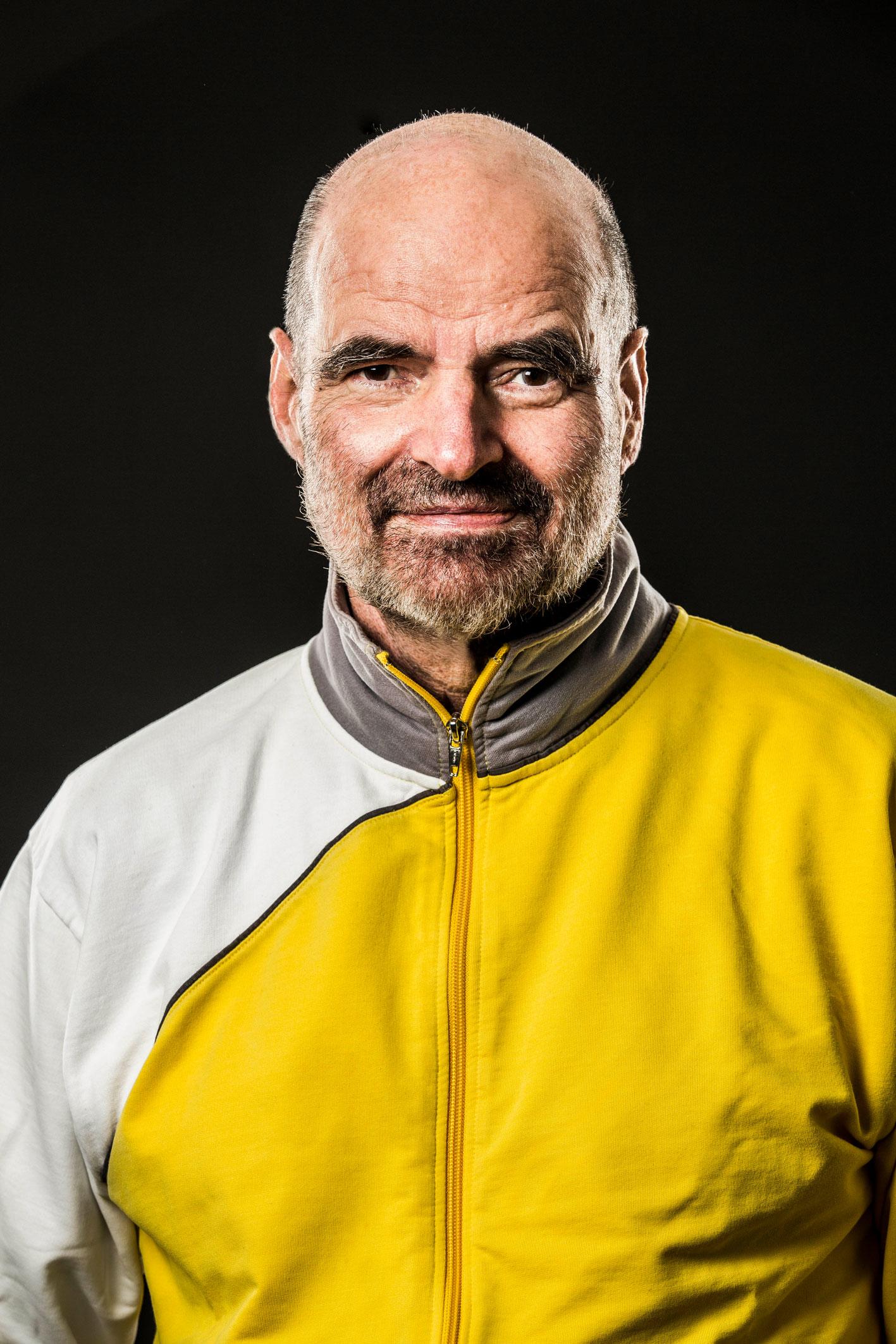 GM Prof. Dr. Keith R. Kernspecht 10. Großmeistergrad WingTsun Begründer und Leiter der EWTO